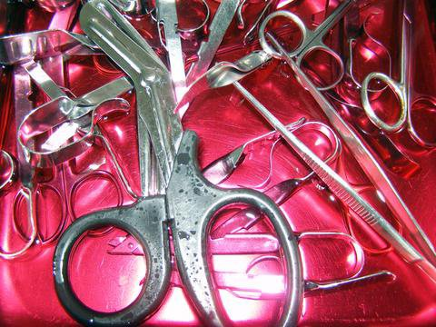 Cleaning of Surgical Instruments