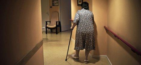 Mulhouse : à 90 ans, elle fait fuir son cambrioleur à coups de canne