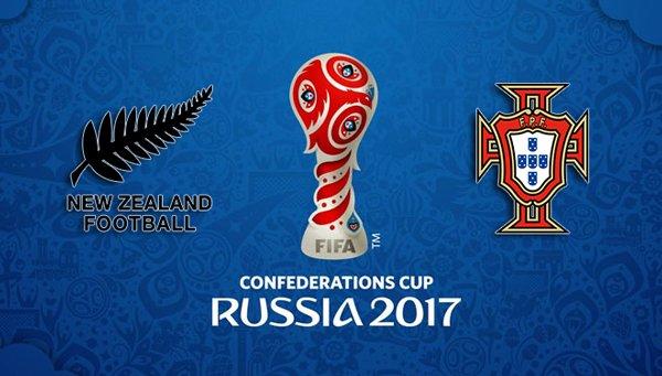 Prediksi Selandia Baru Vs Portugal 24 Juni 2017 | 99 Bola