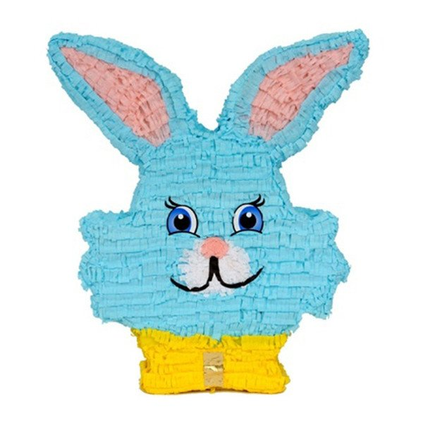 Easter Blue Bunny Pinata