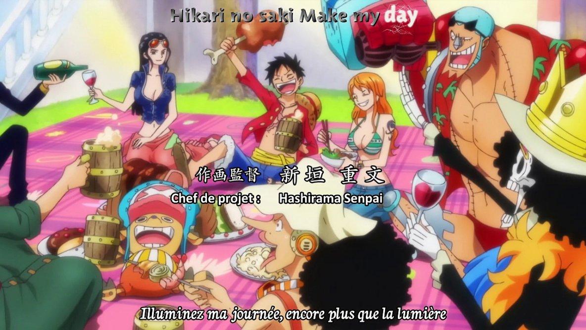 One Piece 736 VOSTFR: Le monde tremble! La pire des générations se déplace! ~ Gum Gum Streaming