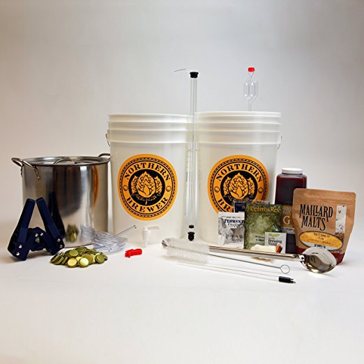 Basic Home Brew Process for the Beginner