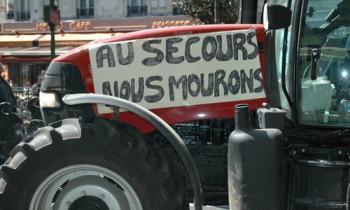 Soutenez-vous la colère des agriculteurs et leur pression effectuée sur l'Etat?