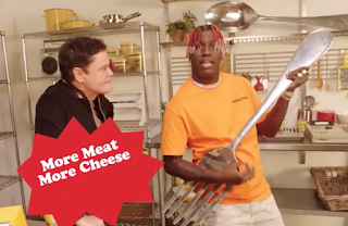 Lil Yachty New Commercial for Chef Boyardee