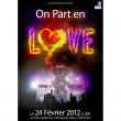 ON PART EN LOVE ! DEL CASTRO + HASHEEM + IMANI + DONYA + MESH M18 (Concert à Paris) : achat de places, tickets et billets avec digitick.com (billetterie électronique)