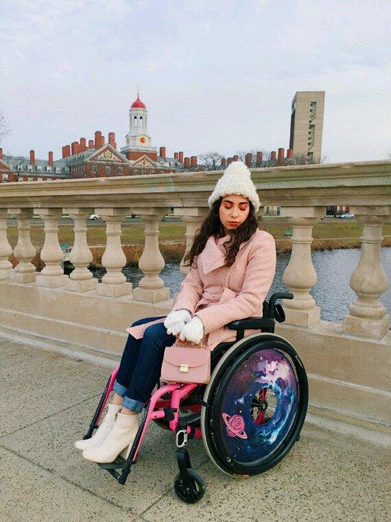 Stop la discrimination envers les handicapés