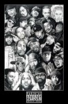 Les + grands du Hip Hop US!