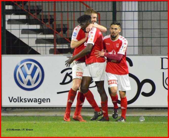 FC Rouen - Dives-Cabourg