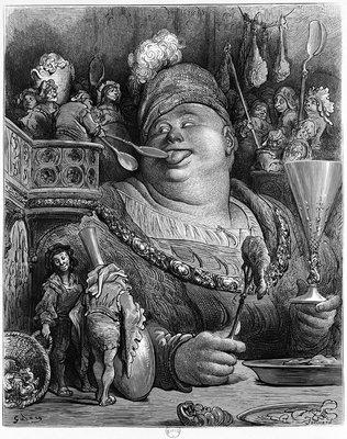 Manger à la même écuelle, Jacques Girard