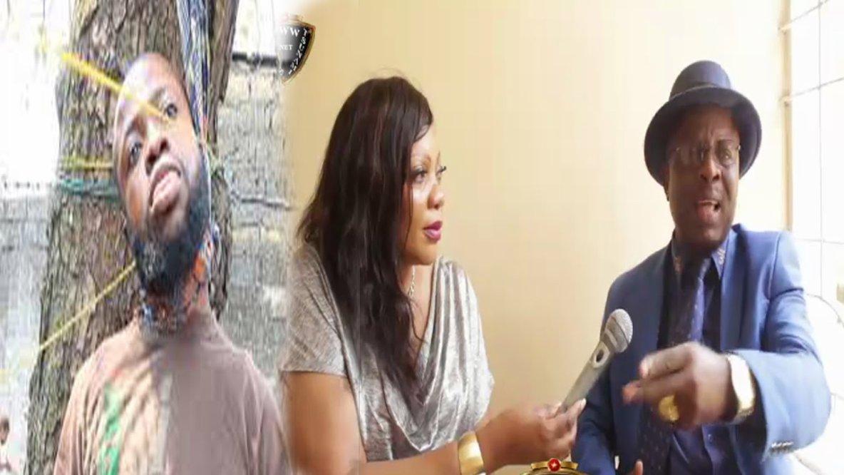 "Regardez ""Prophete GEFA Très Fâché Aza Près Amiboma Pona Congo Ba Libere Corps Ya Tshisekedi"" sur YouTube"