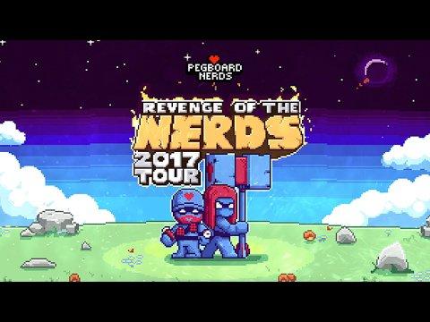 "Pegboard Nerds ""Revenge of the Nerds Tour"""