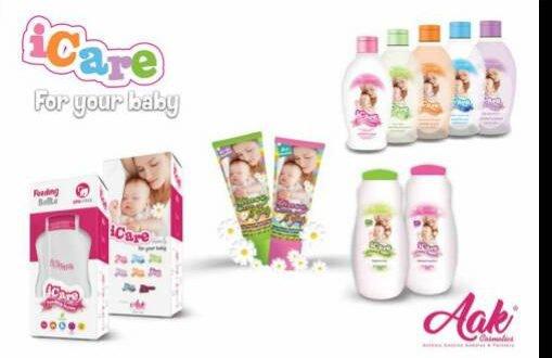 منتجات آى كير للعناية بالطفل – خمس خمسات