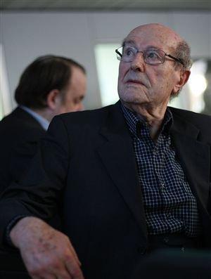 Le cinéaste Manoel de Oliveira fête aujourd'hui ses 104 ans - Atelier des médias