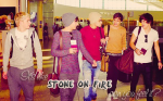 Stone On Fire