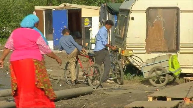 Roms : Manuel Valls ne reviendra pas sur ses propos