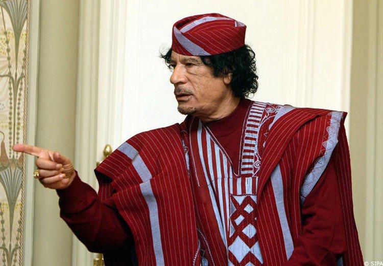 Kadhafi, la vérité d une journaliste qui se trouvait sur place