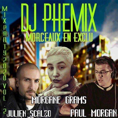 Mix Party 2020 Vol.2 - Deep House & Electro Progressif Dance - By DJ Phemix ??✨⚡️??