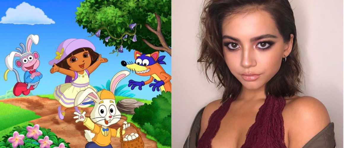 Dora l'exploratrice : voilà à quoi ressemblera l'actrice qui va jouer l'héroïne pour enfants... et c'est surprenant !
