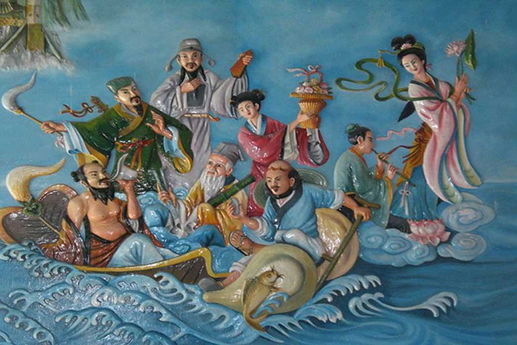 The 8 Immortals of China: How ordinary mortals worked hard to achieve superpowers and become legendary   Ancient Origins Members Site