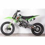 Scooter125 : Vente scooters, quads , motos pas cher - Dirt bike ACB29 150cc liquide Roues 17/14 pouces Scooter 125