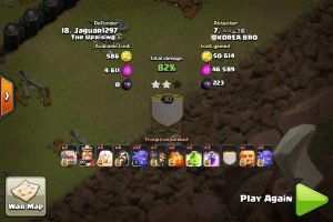 Colline de Himring - Nouvelle Base de-3 Star Anti Town Hall 9 | Astuce Clash Of Clans Triche