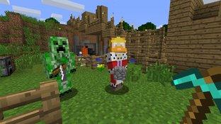 Minecraft XBLA : Un succès encore plus foudroyant que sur PC !