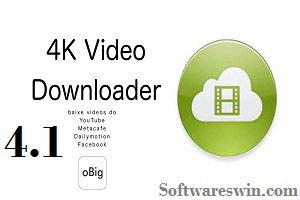 4K Video Downloader 4.1 License Key incl Crack Free Download