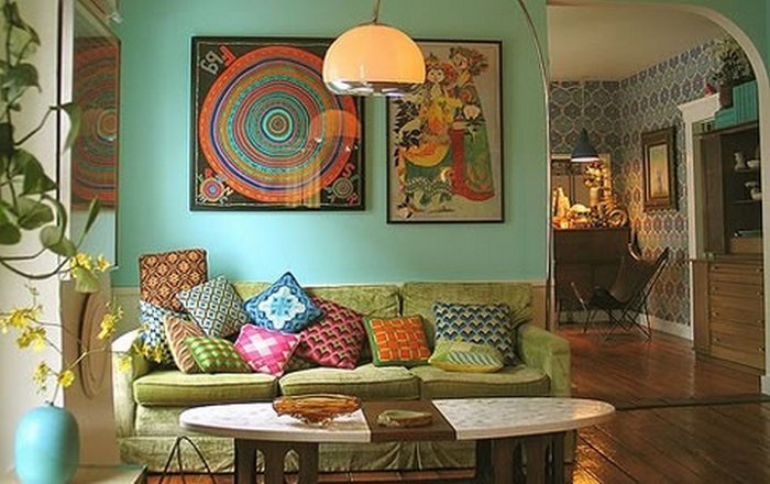 Cool Hippie Home Decor  Ideas
