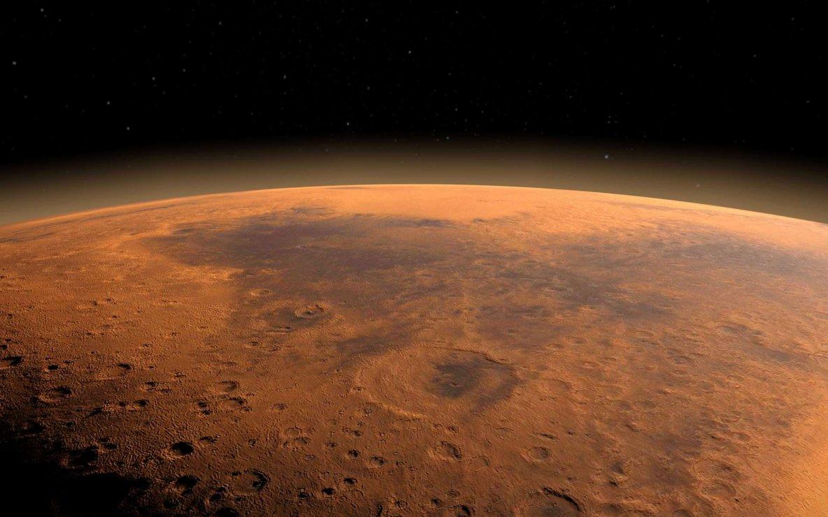 Des séismes records sur Mars détectés par InSight