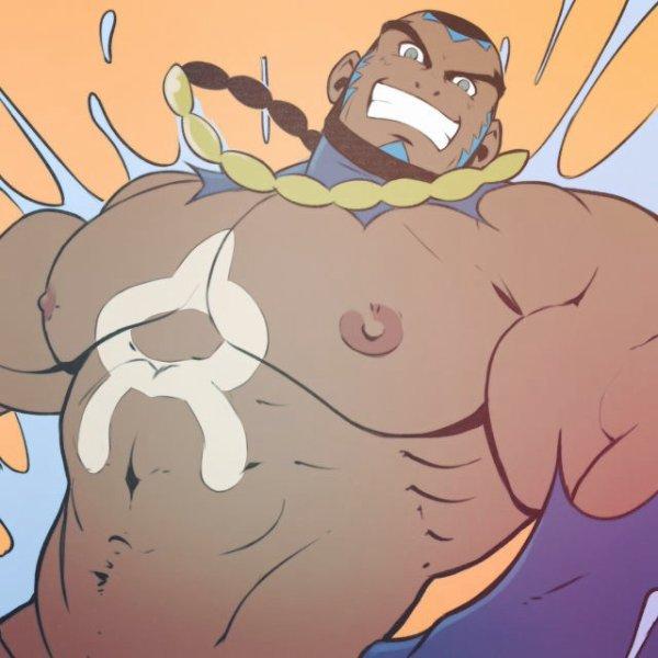 Matthieu de la Team Aqua vous souhaite une bonne journée !