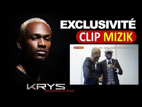 KRYS Dancehall is back sur CLIP MIZIK
