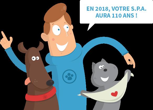 Fiche - Société Royale Protectrice des Animaux de Charleroi