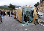 Vingt-deux blessés, en majorité des Suisses, dans un accident de car en Turquie