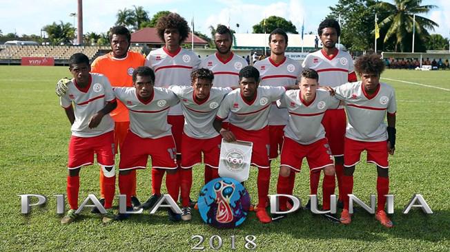 Fiji Gagal Meraih Kemenangan Atas Kaledonia Baru – Piala Dunia 2018