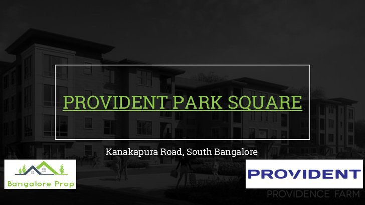 Provident park Square Price