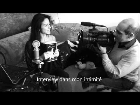 Interview Adeline Lange dans son intimité