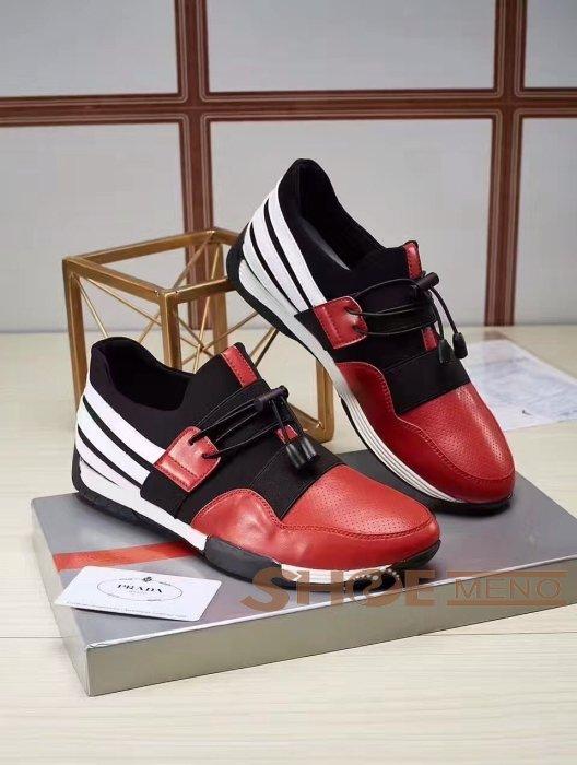 2017また夏の新入荷偽物プラダブランド靴一流の完壁な品質☆★ブランド靴コピーメンズ 靴NO.24204維持するために♪♫カジュアルシューズ