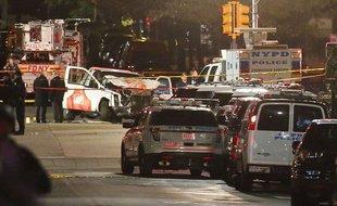 Attaque terroriste à Manhattan: Le suspect aurait prêté allégeance à Daesh