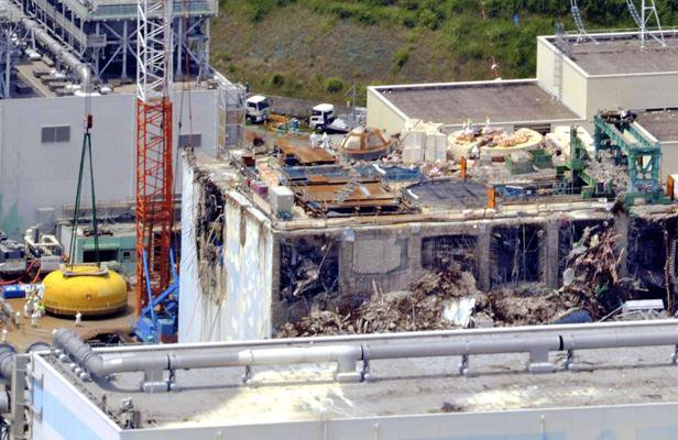 Fukushima: De l'eau radioactive fuit de la centrale nucléaire