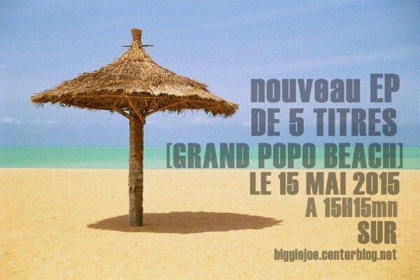 GP Beach: un EP de 5 titres! ^^