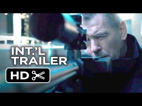 Survivor Official International Trailer #1 (2015) - Pierce Brosnan, Milla Jovovich Movie