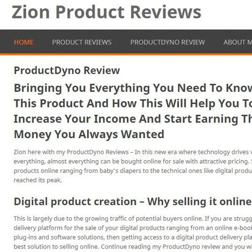 Zion Product Reviews - Best Product Review Company