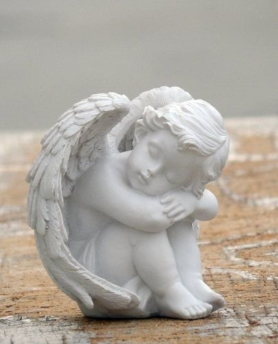 Create Angels and Cherubs Easily with Molds