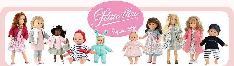 Petitcollin: poupées & bébés à jouer, baigneur, poupée, jouet unique