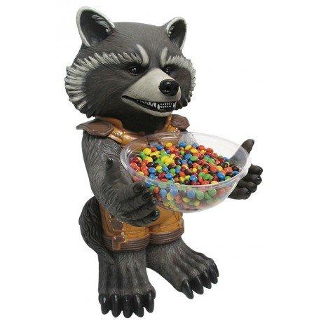 Pot à bonbons Rocket Raccoon™ Les gardiens de la galaxie déco fêtes