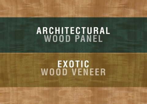Wood Veneers Custom Manufactured in Pompano Beach, FL