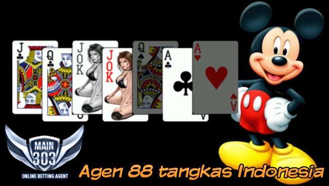 Agen 88 tangkas Indonesia
