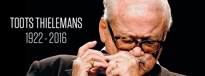 Toots Thielemans, légende belge du jazz, est décédé à l'âge de 94 ans