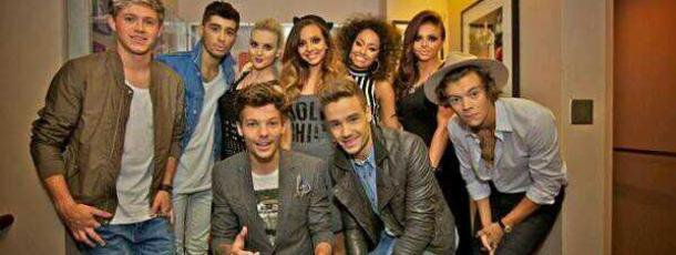 One Direction et Little Mix : Teen Choice Awards 2013, une photo très glamour | fan2