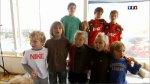 Mondial de rugby : pendant ce temps où sont les familles des Bleus ? - Vidéo replay du journal televise : Le journal de 13h - TF1